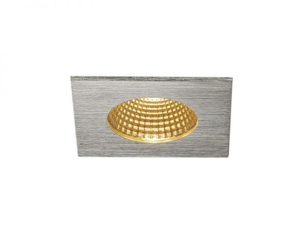 Ugradbena svjetiljka Patta-I SLV (kockasta)