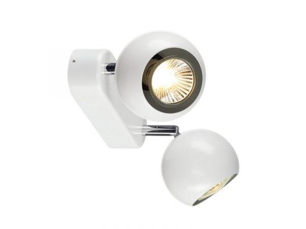 Stropna svjetiljka Light Eye 2 SLV 1345695