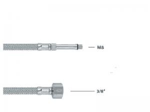"""Crijevo fleksibilno za miješalicu (slavinu) 8x3/8"""" 450mm FB453808"""