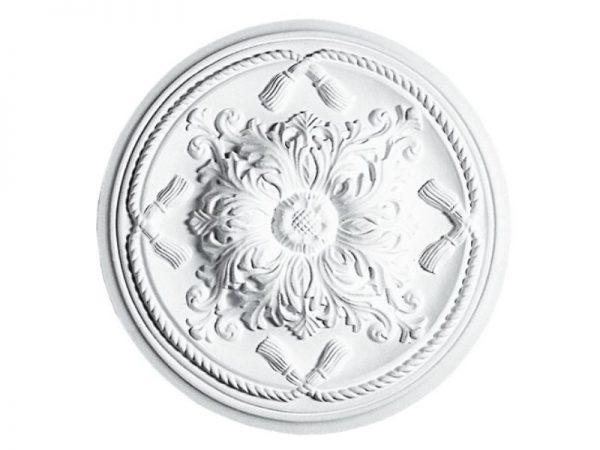 Rozeta ukrasna stiropor R15 - d=46cm VIDELLA