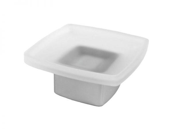 Jednostavan moderan držač sapuna samostojeći GEDY Lounge