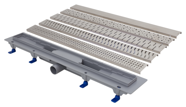 Moderan dizajn i kvaliteta tuš kanalica LIV