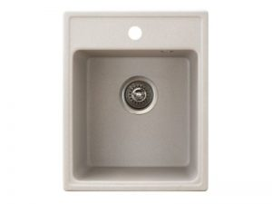Sudoper pravokutni granit sivi METALAC Quadro 40 GR-152982