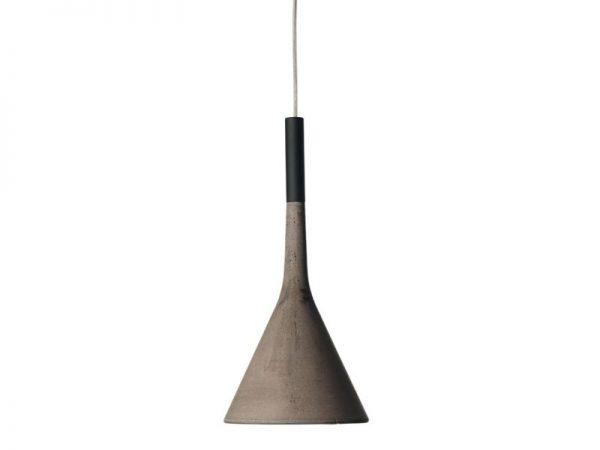 Moderna kvalitetna visilica Ston u bijeloj ili sivoj bo