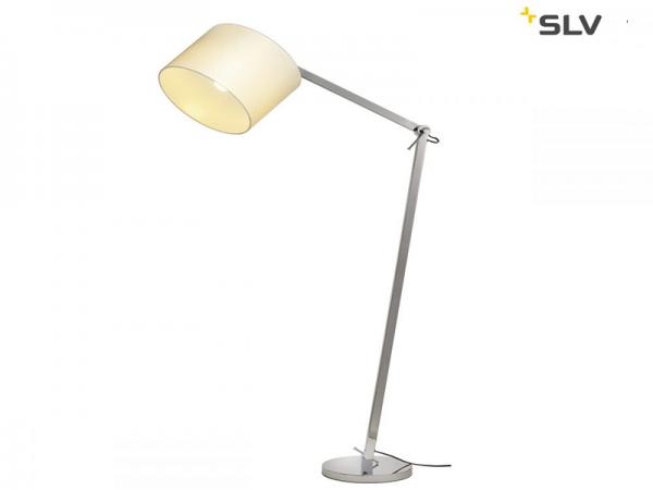 Podna lampa Tenora FL-1 SLV
