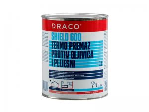 Premaz protiv kondenzacije, nastanka gljivica i plijesni DRACO Shield 600