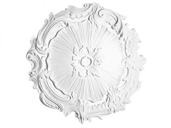 Rozeta ukrasna stiropor R14 - d=43cm VIDELLA