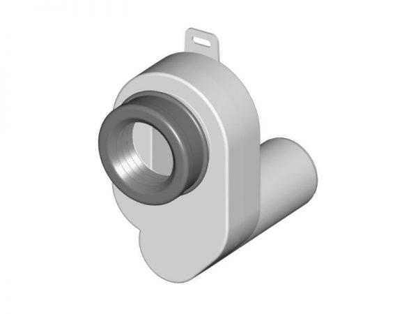 Sifon urinalni podžbukni 5-456 LIV 195477 brtvom za priključivanje pisoara