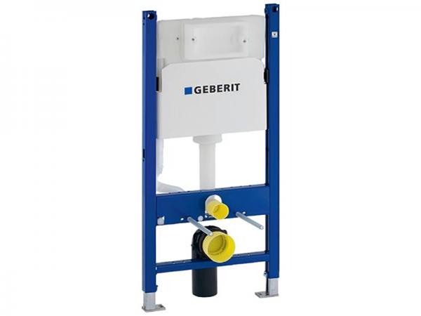Ugradbeni vodokotlić za viseći WC i za tipku Delta GEBERIT Duofix Basic Delta 111.153.00.1
