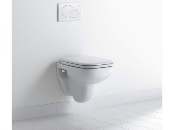 WC školjka viseća compact DURAVIT D- Code 22110900002