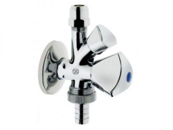 """Kutni ventil kombi 1/2 x 10 mm x 3/4"""" 1720 1550"""