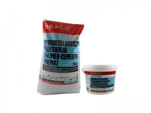 Hidroizolacijski premaz DRACO Lastic 150 A(15kg) + B(5kg) 20kg