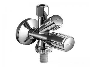"""Kutni ventil 1/2x3/8x3/4"""" kombinirani SCHELL 35510699"""