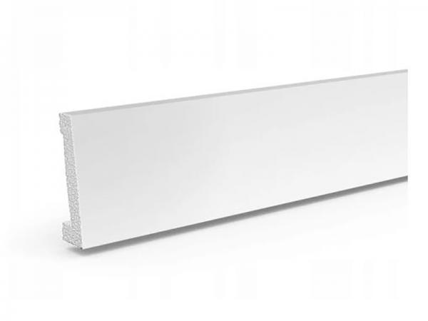 Lajsna za laminat Profifloor bijela duljine 2,4m
