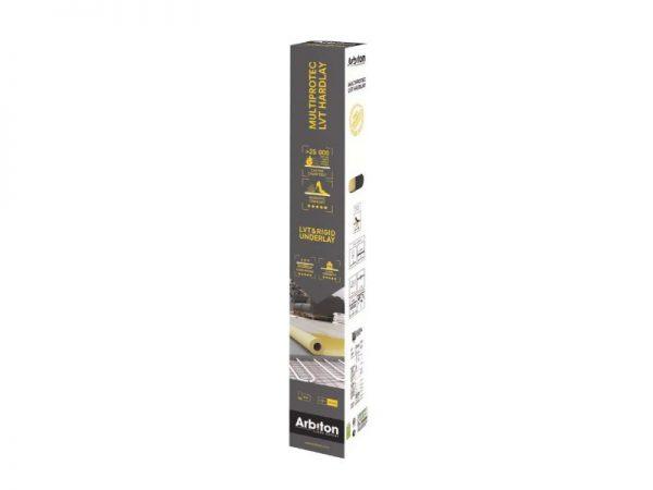 Izolacija podna 1,1mm dostatna za 9m² u roli Multiprotec Hardlay PUM/PET