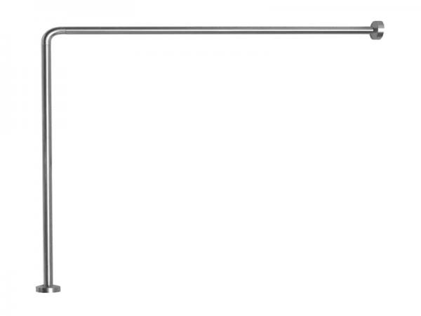 "Nosač zavjese ""l"" 78/72,3cm GEDY TANG800 02"