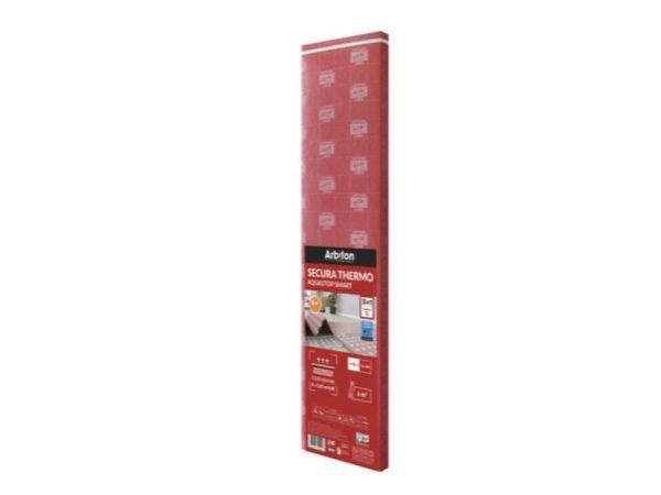 Izolacija podna 1,6mm za podno grijanje dostatna za 6m² u harmoniki Secura thermo Aquastop Smart