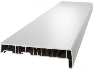 Prozorske unutarnje PVC klupice bijela