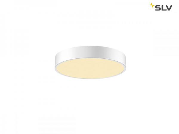 Stropna svjetiljka bijela Medo 30cm/40cm/60cm CW SLV