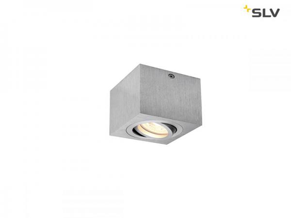 Stropna svjetiljka (kvadratna) Triledo CL SLV