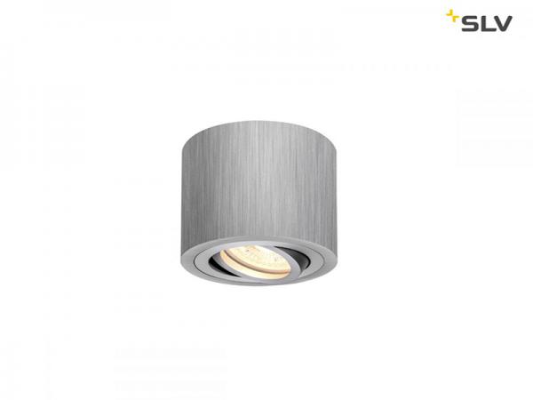Stropna svjetiljka (okrugla) Triledo CL SLV