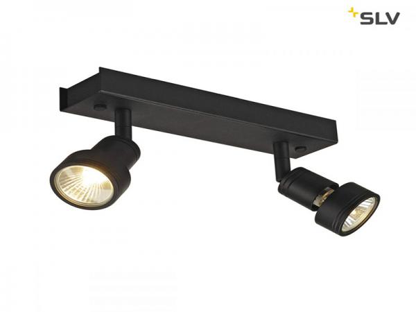 Stropna svjetiljka Puri 2 SLV