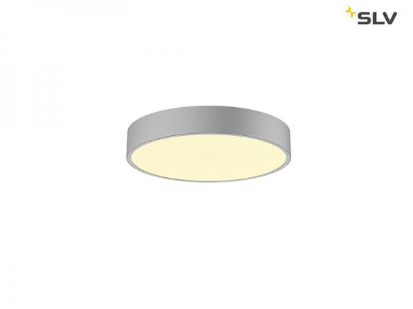 Stropna svjetiljka srebrno/siva Medo 30cm/40cm/60cm CW SLV