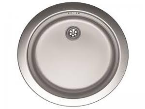 Sudoper bez rupe inox METALAC Venera 480C IN-007601