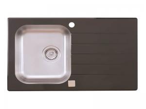 Sudoper pravokutni METALAC Onyx KS-137890