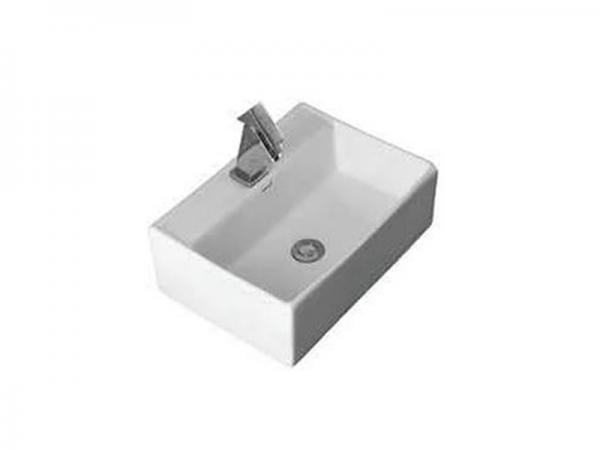 Umivaonik 425x310x140mm pravokutni Leo UM-LEO