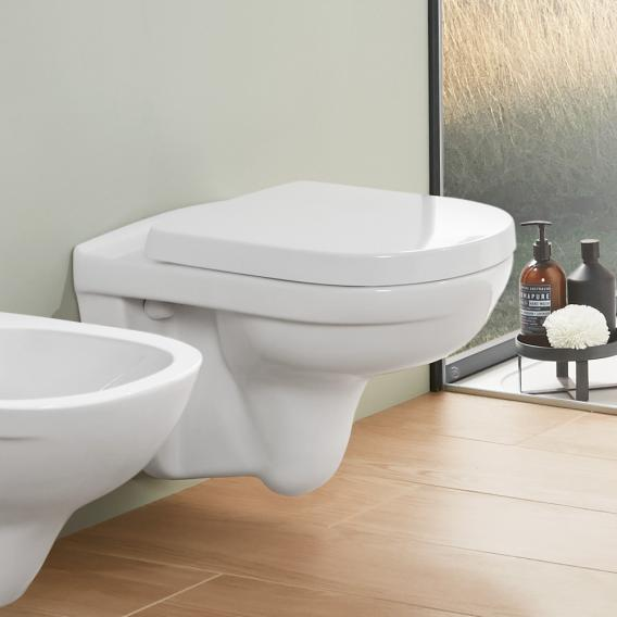 WC sjedalo (daska) VILLEROY&BOCH O.NOVO 9M396101