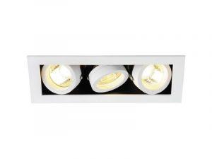 Ugradbena svjetiljka Kadux 3 Recessed Fitting SLV