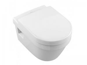 WC školjka s daskom VILLERO&YBOCH O. Architectura direct flush 5684HR01