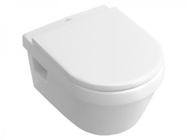 WC školjka s WC sjedalom soft closeVILLEROY&BOCH O. Architectura 5684H101