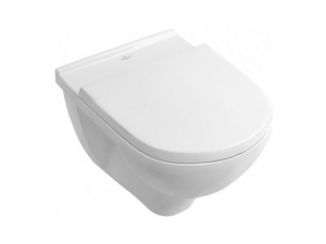 WC školjka viseća VILLEROY&BOCH O.NOVO Rimless Direct Flush 5660R001