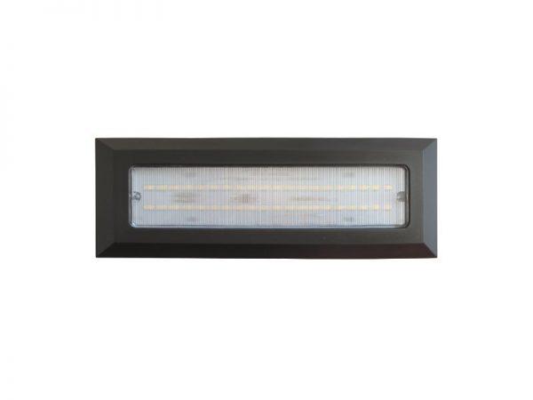 Zidna svjetiljka (lampa) vanjska led pravokutna P1501