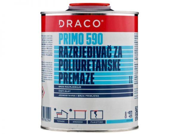 Razrjeđivač za poliuretanske premaze DRACO Primo 590 1l