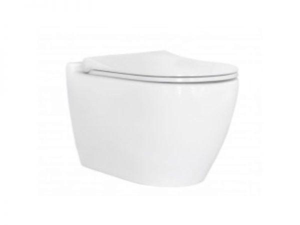 WC školjka viseća TURAVIT Rondo Rimless T-RND 5512