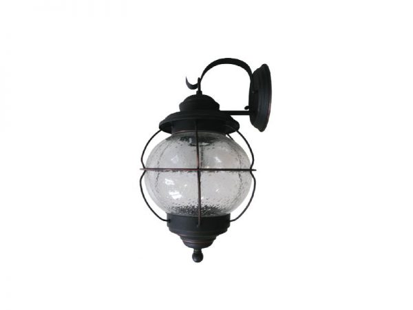 Vanjska lampa 0092 WD BK