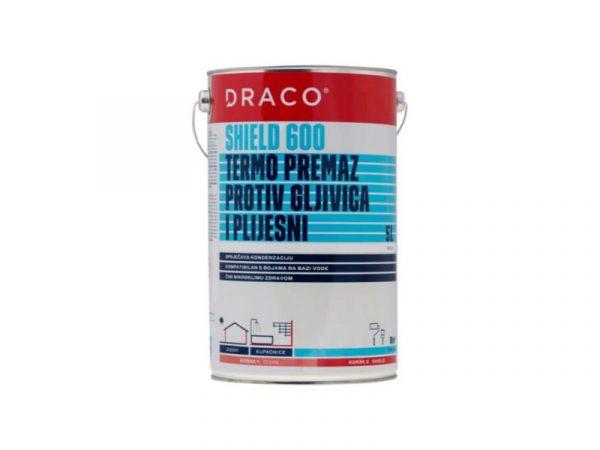 Premaz protiv kondenzacije, nastanka gljivica i plijesni DRACO Shield 600 5l