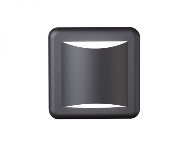 Vanjska lampa SR2304S tamno siva