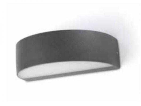 Vanjska lampa SR8005 tamno siva