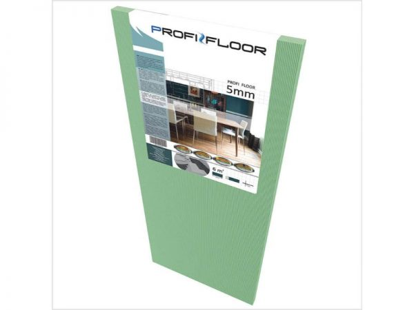 Izolacija podna univerzalna Profifloor XPS 3mm