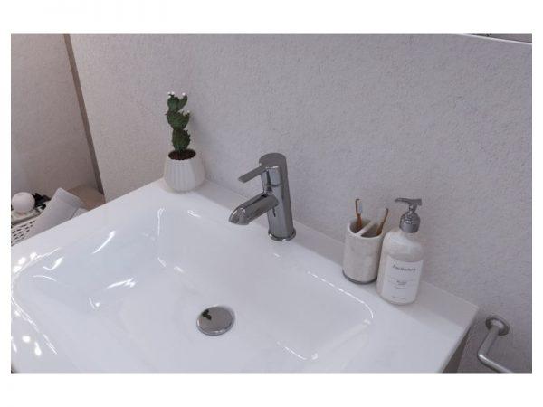 Miješalica (slavina) za umivaonik bez sifona VOXORT Glem 82300 N11994