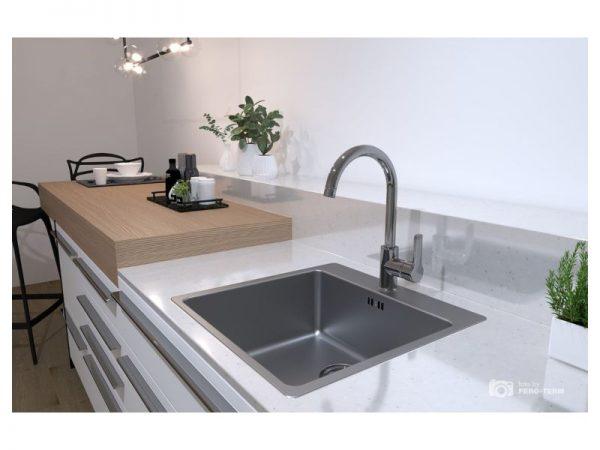 Miješalica (slavina) za sudoper VOXORT Pure 111500 N12173