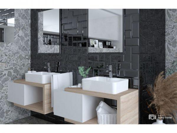 Miješalica za umivaonik niskotlačna VOXORT Glem 8230D N12206