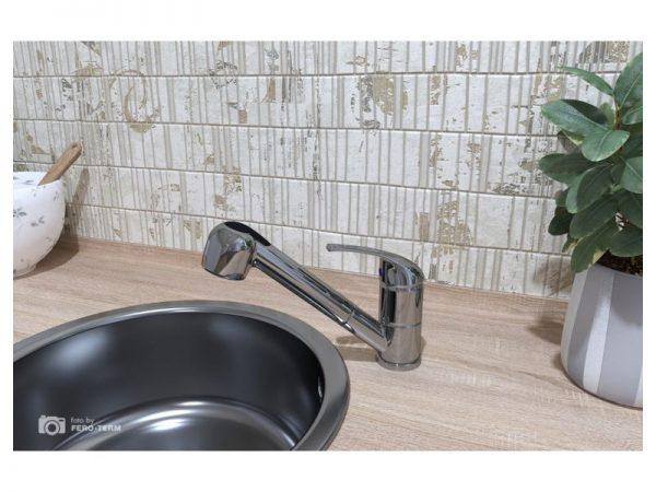 Miješalica (slavina) za sudoper s tušem VOXORT Design Vision 4800 N12764