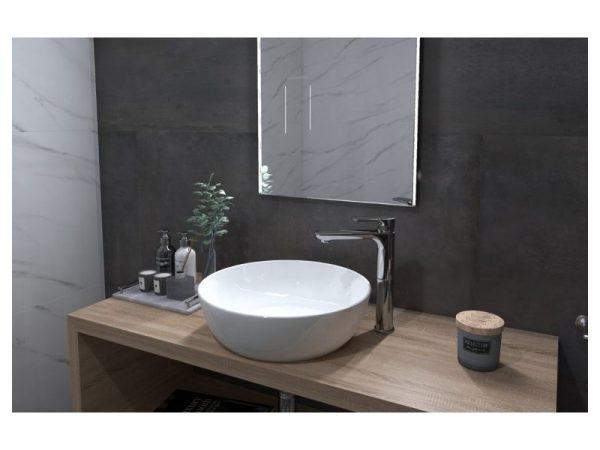 Miješalica (slavina) za umivaonik visoka VOXORT Gala 119102 N13340