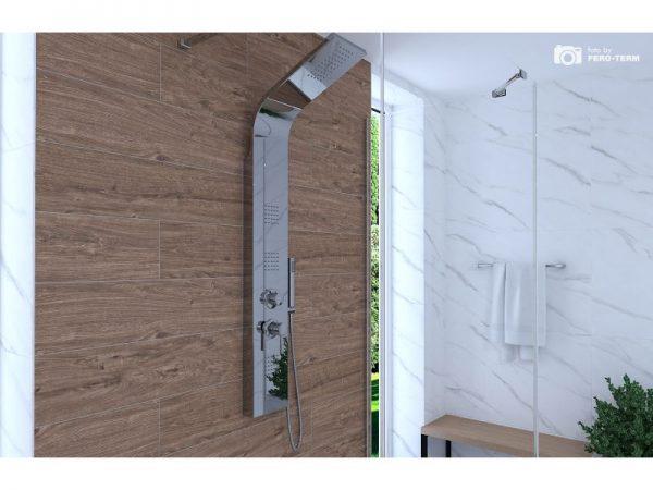 Tuš panel Grace s/s mirror finish 8559s VOXORT N13341