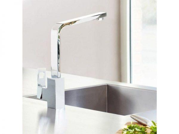 Miješalica (slavina) za sudoper visoki izljev GROHE Eurocube 31255